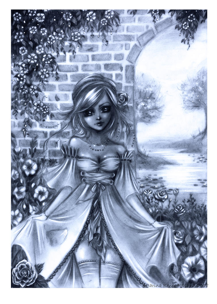 .Her Secret Garden. by Xenonia