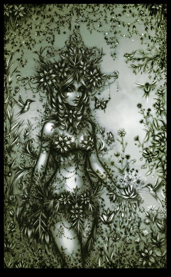 .Flora. by Xenonia