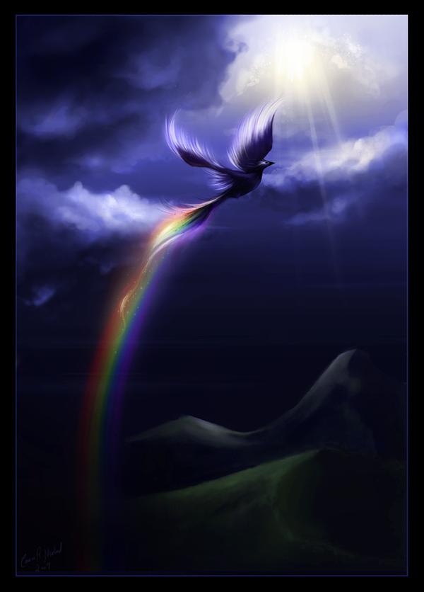 .I am the Rainbow. by Xenonia