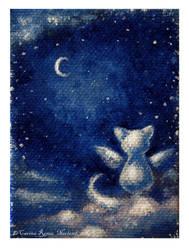 .Goodnight Moon. by Xenonia