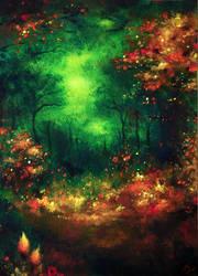 Sanctuary (original) by Xenonia