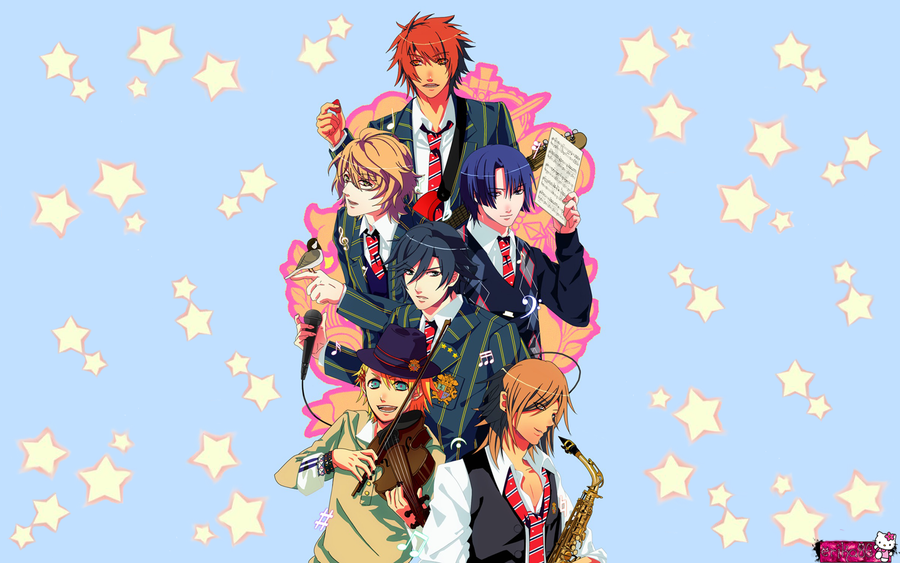Uta no Prince sama : Maji Love by Kryzya
