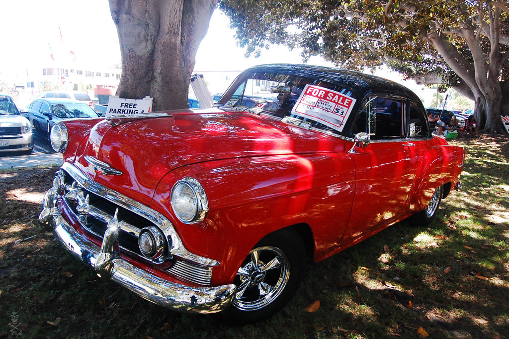 Chevy business coupe by CZProductions