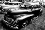 Chevrolet Fleetline Black and White