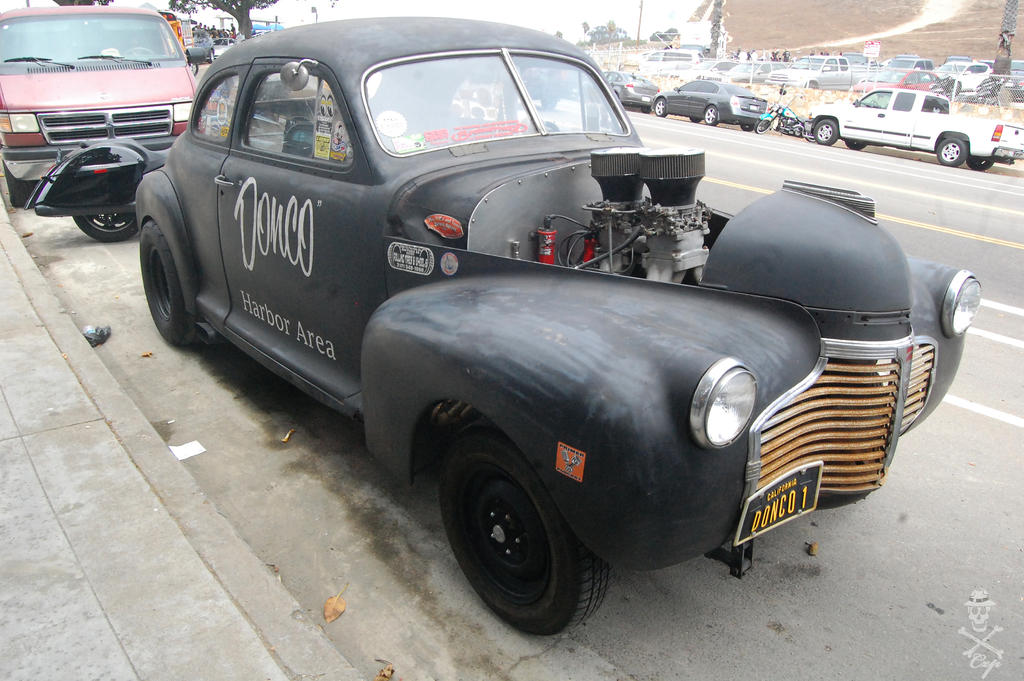 1941 Chevrolet Gasser Donco by CZProductions on DeviantArt