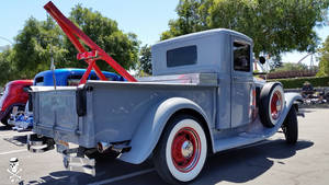 1931 Ford Pickup tow truck