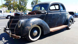 1938 Ford Coupe Standard