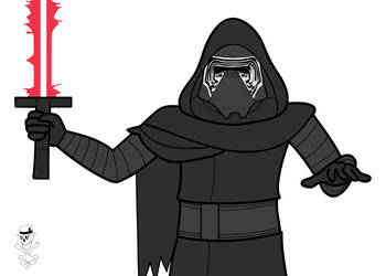 Kylo Ren by CZProductions