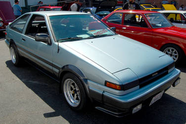 1985 Toyota Corolla by CZProductions