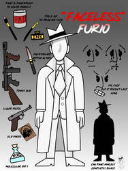 Faceless Furio by CZProductions