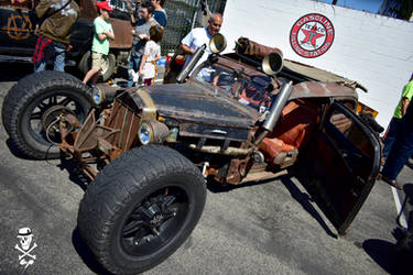 Wasteland Rat Rod by CZProductions
