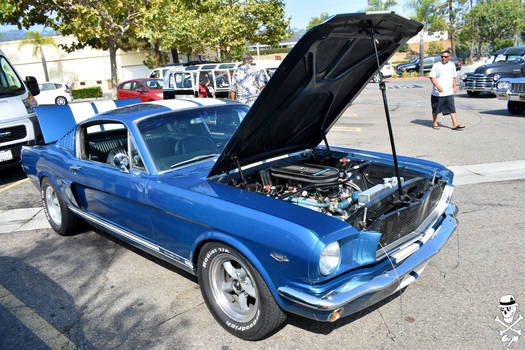 1965 Ford Mustang Fastback 2+2 347
