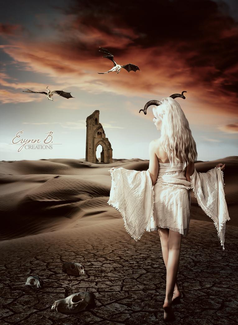 The Desert Queen by ErynnB