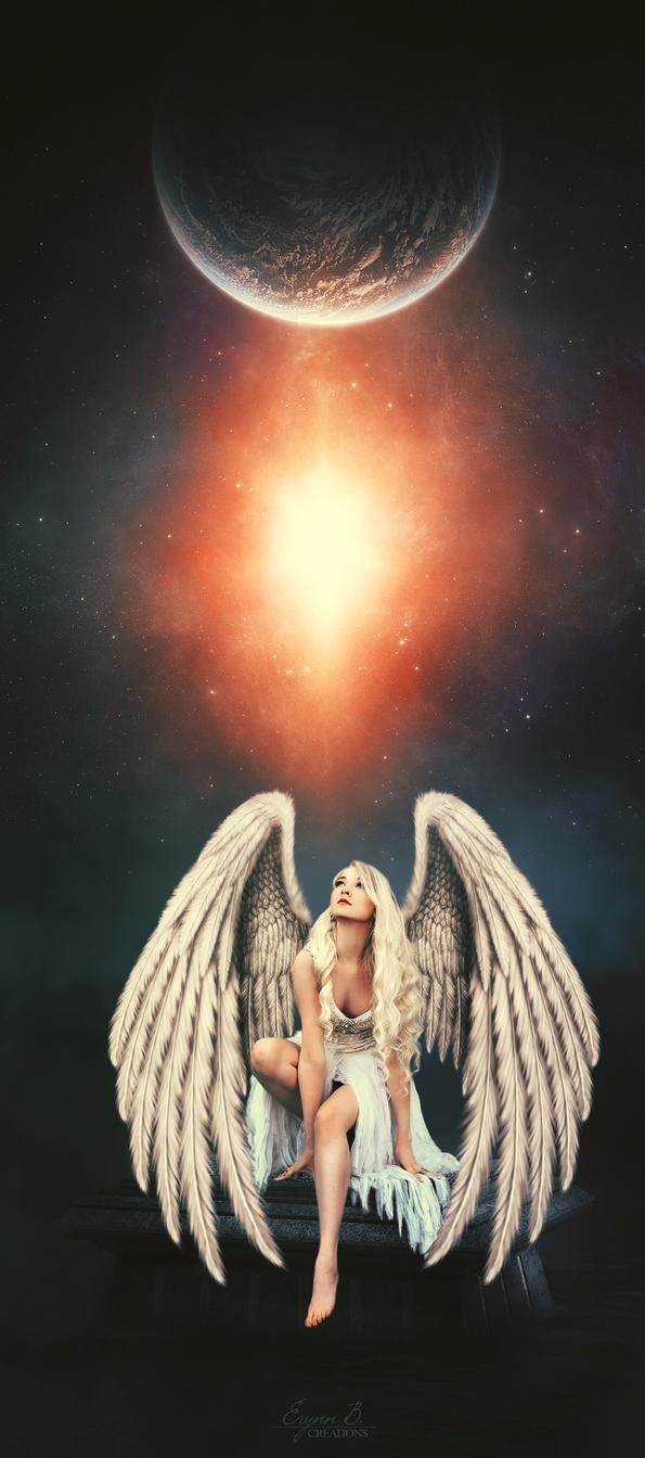 Knocking on heaven's door by ErynnB