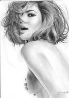 Eva Mendes by markus-unel