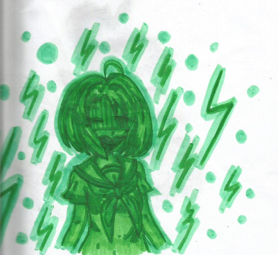 She is Angry by KaoruKita