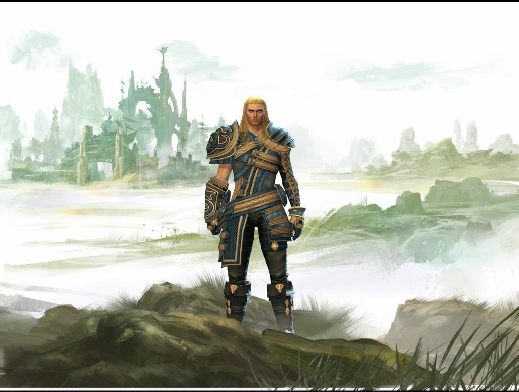 Guild Wars  Waldl Ef Bf Bdufer Build Pve