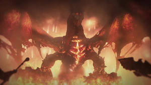 Deathwing-world-of-warcraft-live-wallpaper
