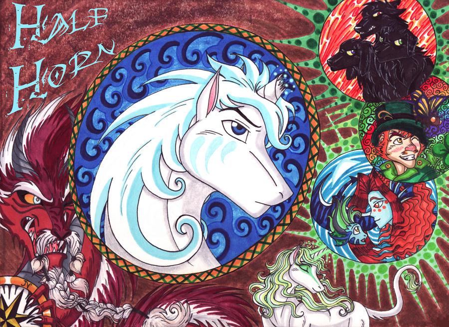 Sorin Half-Horn Cover by WhiteFangKakashi300