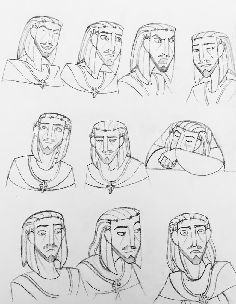 Matthias expressions by WhiteFangKakashi300