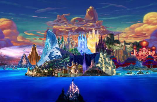 A City of Castles