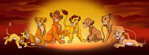 Family Across Stories: Simba