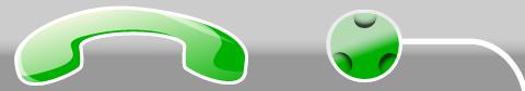 Dock skin - Green Phone by trab81
