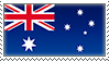 Australia by stamps-of-flags