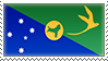 Christmas Island by stamps-of-flags