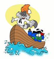 Sick Sailing Skills by Rhodeway