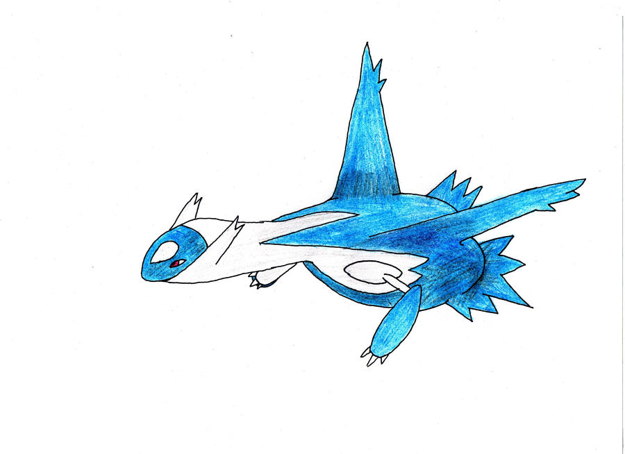 Latios by Kodakki