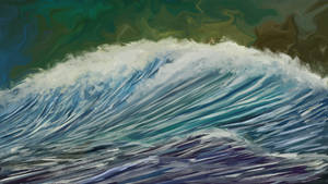 Abstract-Wave