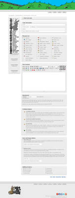BunnyRabbitSex.com New Design (New Post Page)