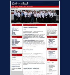 Online EMS Mockup