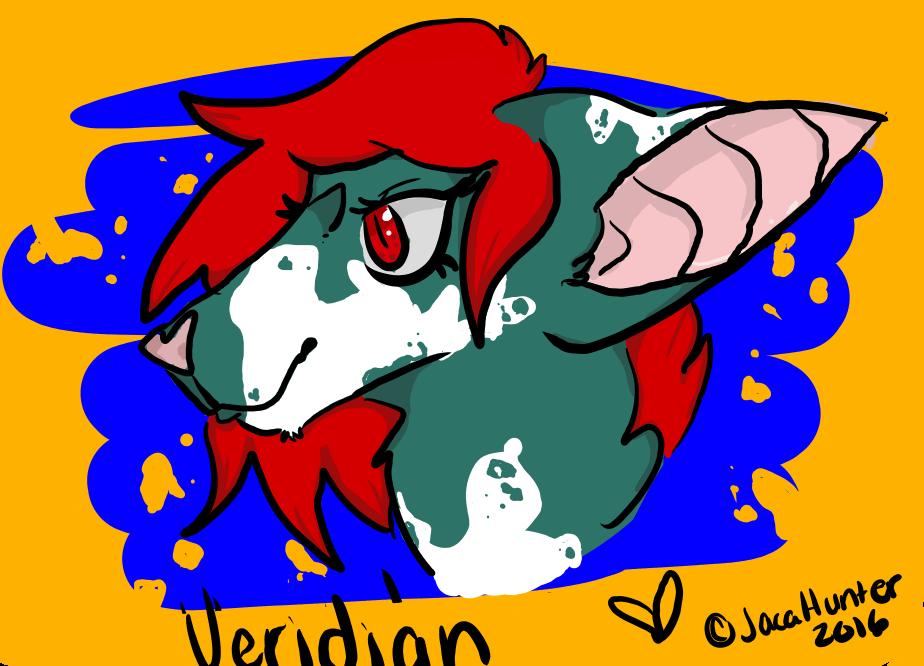 Veridian by Captainjabberwocky