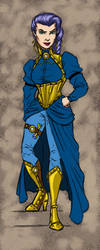 Steampunk Lady by JesIdres