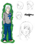 Glasgow's character sheet