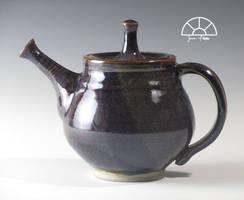 Blue Tea by JesIdres