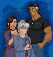 The Idres-Cooper Family by JesIdres