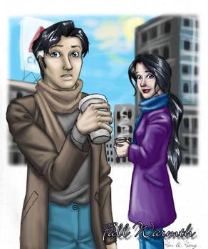 Fall Warmth: Yin et Yang