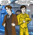 Doctor Moist, Postmaster Who?