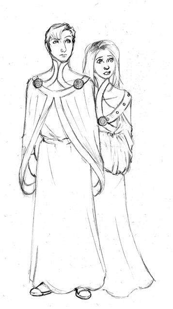 Gallifreyian customs by JesIdres