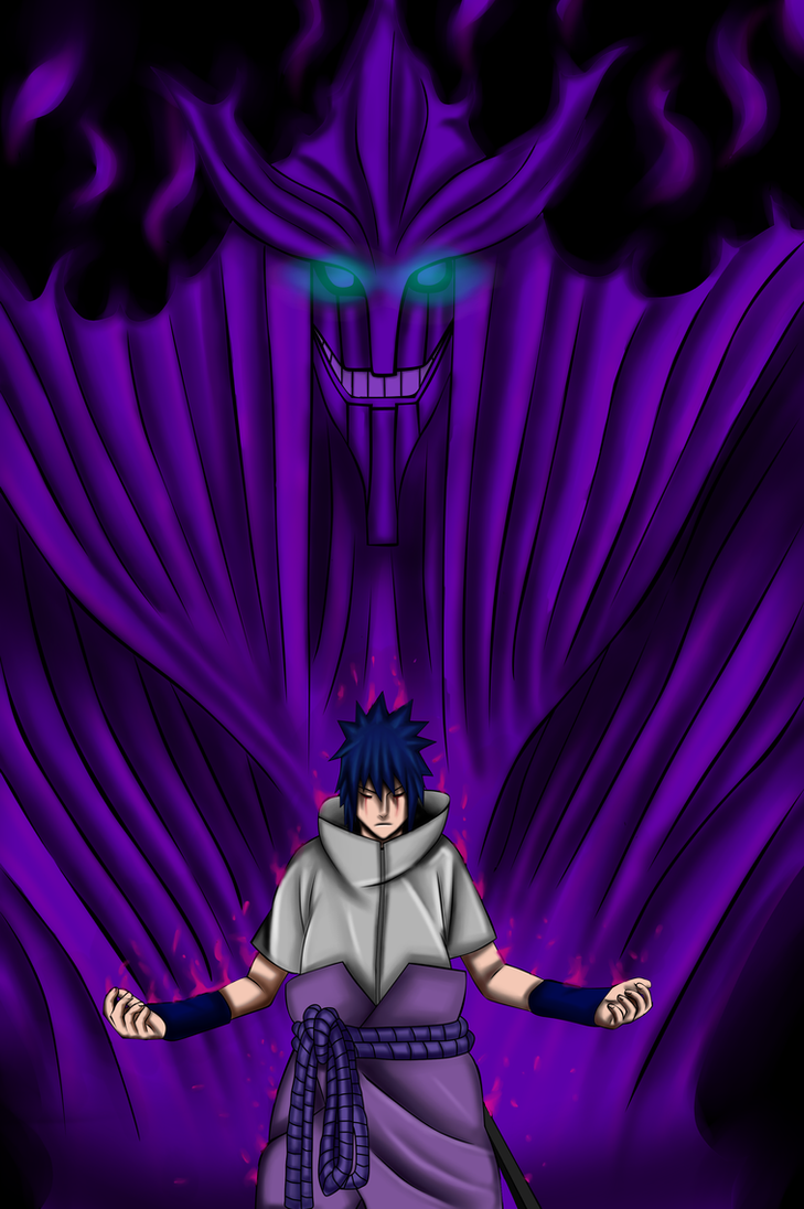Sasuke Susano'o by shoenengz on DeviantArt
