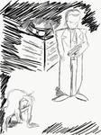 Random OC sketch five