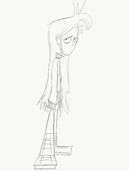 Libby ( Molly McGee and the Ghost )