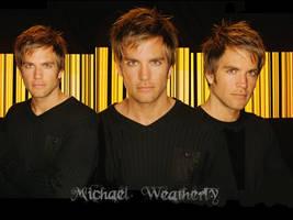 Michael Weatherly - part V by Hanela