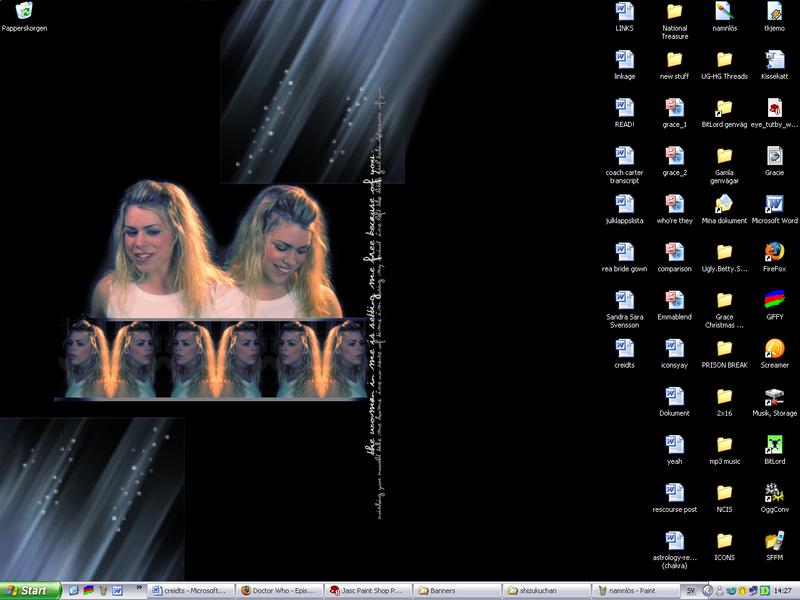 Desktop IV by Hanela