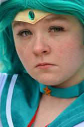 Sailor Neptune Cosplay 1 by MarieElizabeth01