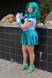 Sailor Neptune Cosplay 5 by MarieElizabeth01