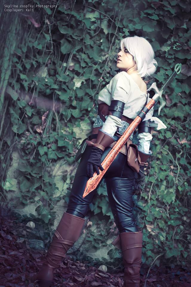 Ciri cosplay [The Witcher 3] by BeItUkI